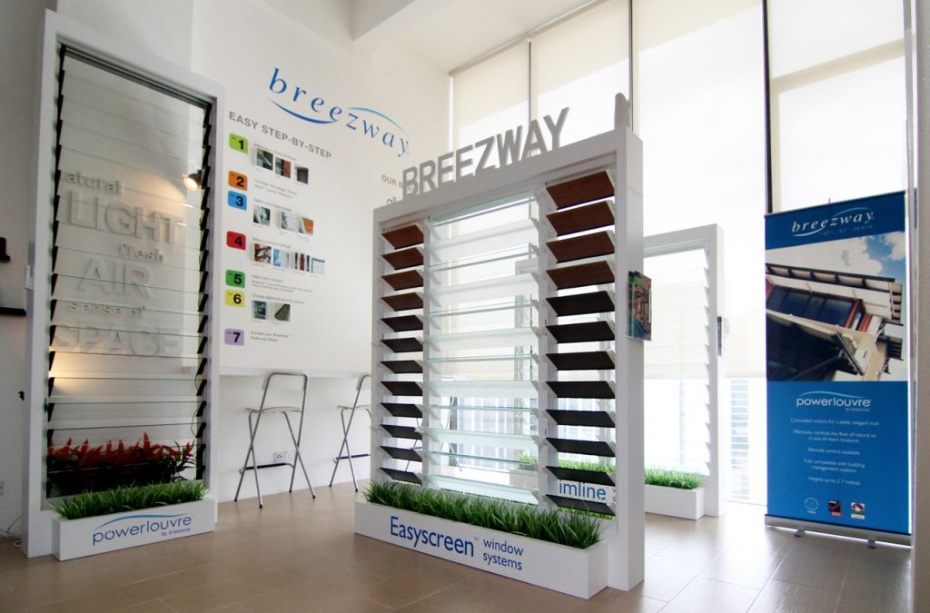 New Breezway Showroom