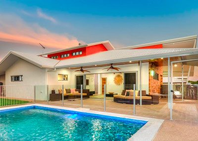 Northern Star Display Home, Relaxed Living, Australia