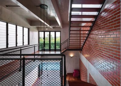 Renovated House in Puchong for Entertaining Guests