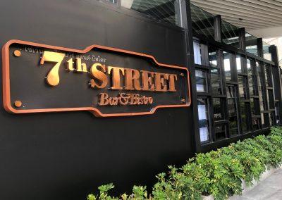 Bright and Breezy Bangkok Restaurant